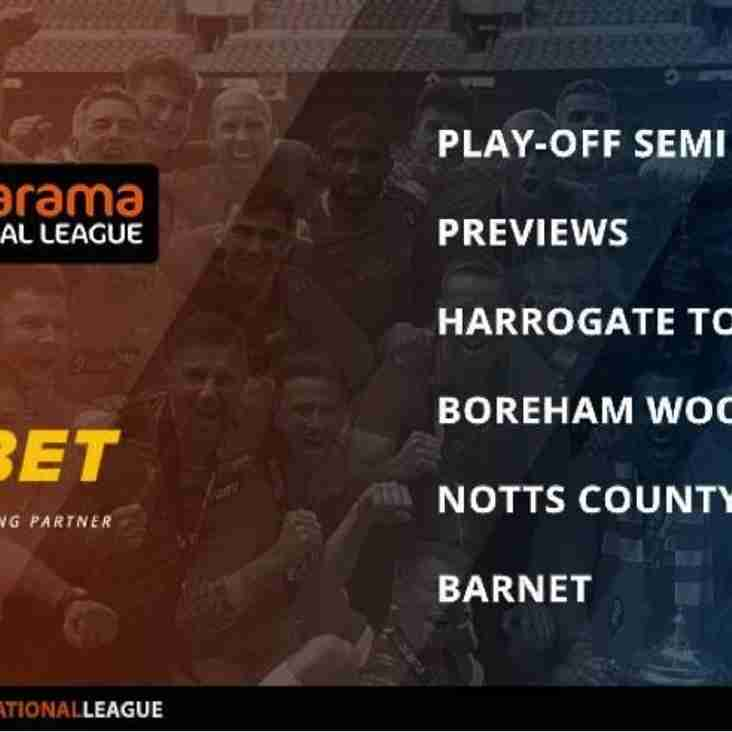The LV Bet Preview: Wembley Awaits Saturday's Winners!