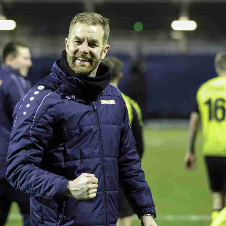 Simon Says He's All Set For Harrogate's Biggest Game Ever