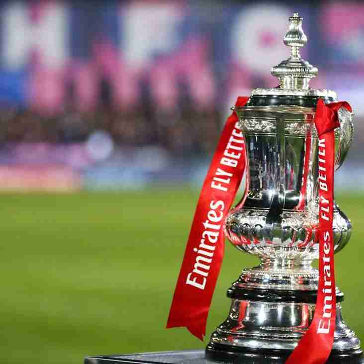 The Draw For The FA Cup 2nd Qualifying Round Is Made