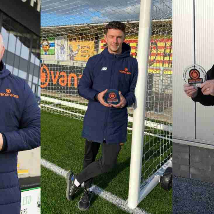 National League North's October Monthly Award Winners Revealed!