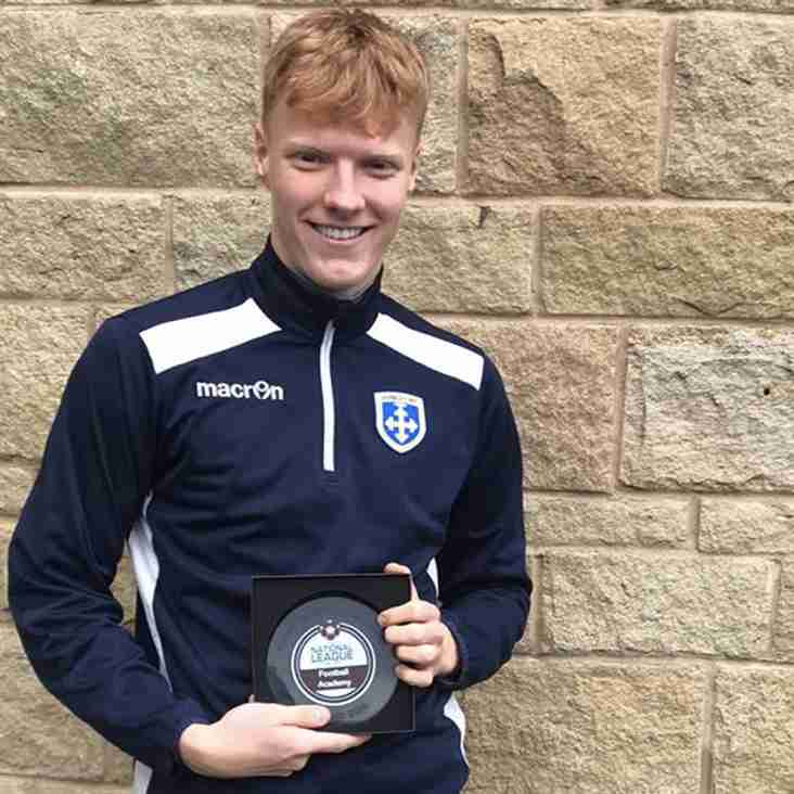 Young Lions Midfielder Claims Monthly Accolade
