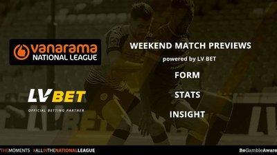 LV BET   Vanarama National League Promotion Final Preview