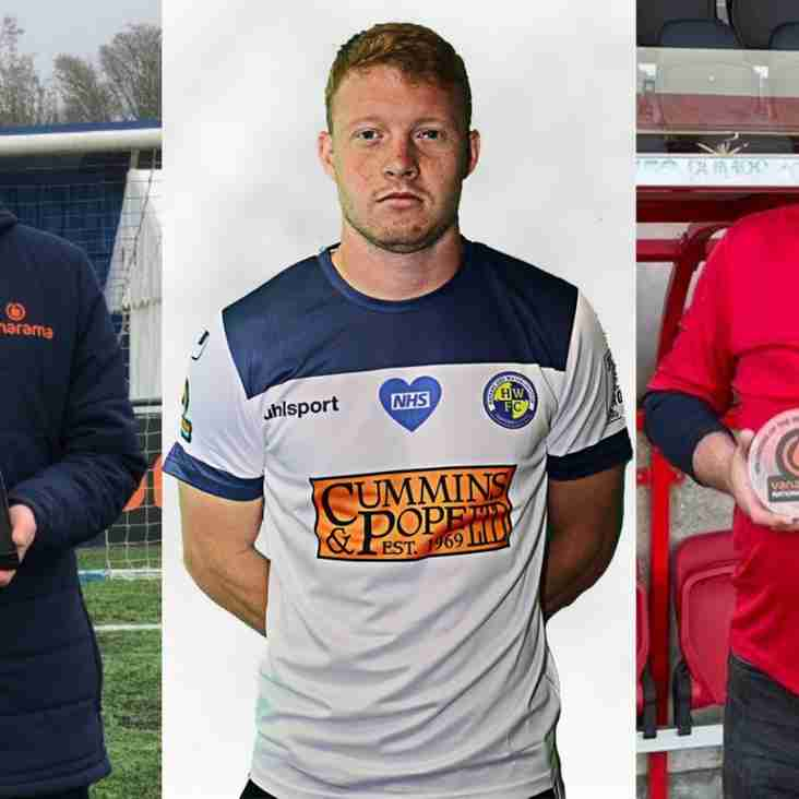 December's National League South Monthly Award Winners Confirmed!