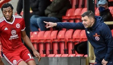 Welling United Act Swiftly to Replace Departing Boss Quinton