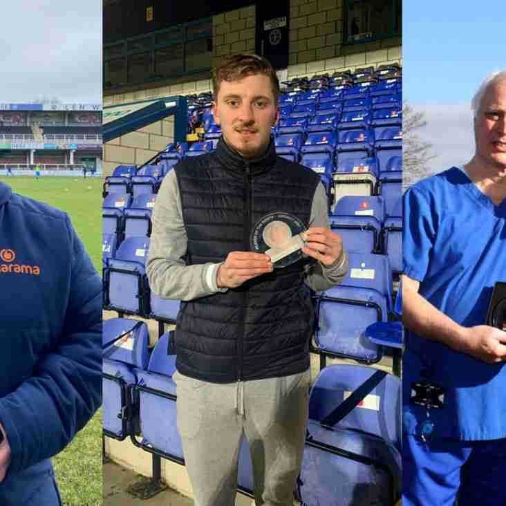 The National League North's Awesome Foursome Grab Gongs
