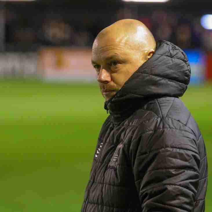 Moors And Manager Shan To Go Their Separate Ways