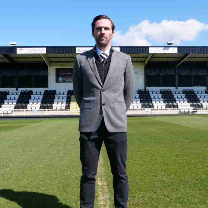 Moors Name Tommy Miller as new Manager