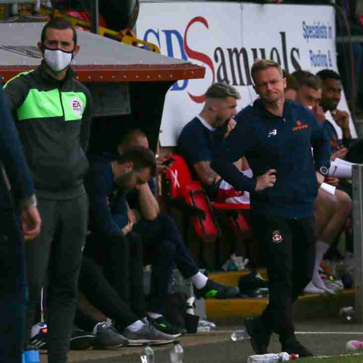 Wrexham Make A New Manager Move As Keates Departs