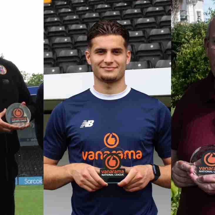 National League's May Monthly Award Winners Revealed!
