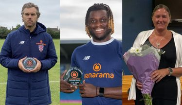 National League's August/September Monthly Award Winners Revealed!