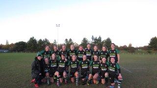 York RUFC Women vs Doncaster - 11/11/18