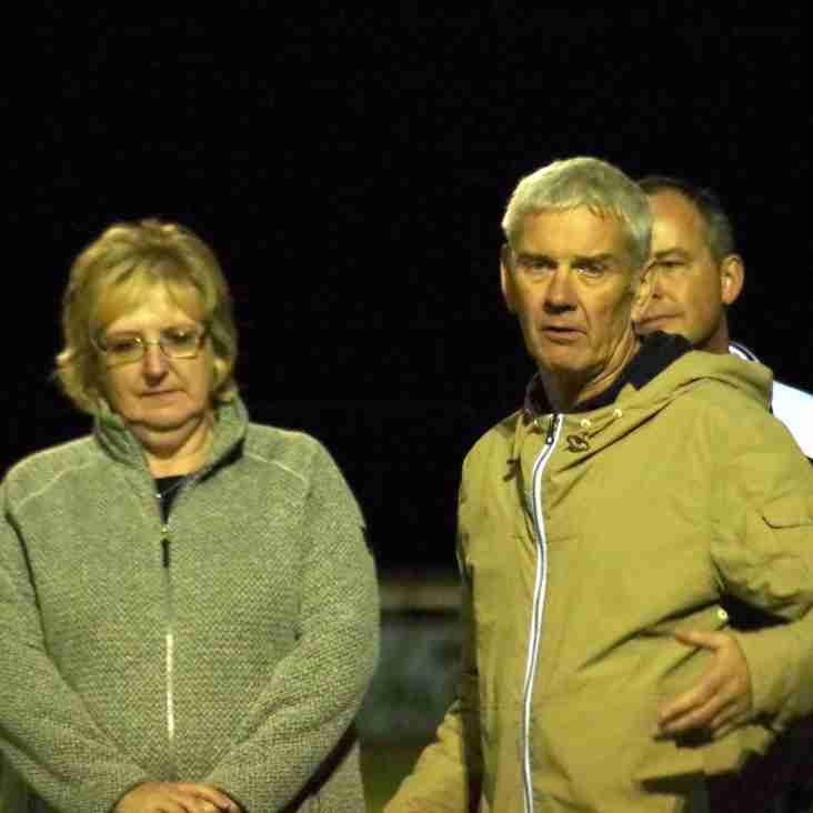 Brighouse Town and Shaw Lane AFC come together in memory of Dan Wilkinson