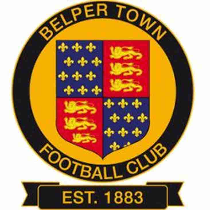 "Belper skipper Danny South wants to complete ""unfinished business"""