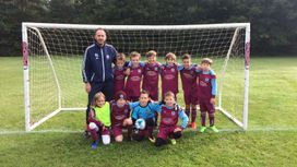 Under 10's Wolves