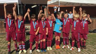 U9 Dragons WIN Tournament