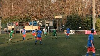Elmore FC v Witheridge FC