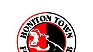 Honiton Town FC v Elmore AFC