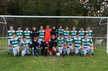 U18's Team Photo