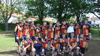 Leicester Tigers Challenge - Minehead - May 2014