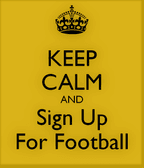 Northowram Junior signing on nights 12th June and 13th June 6:00-730