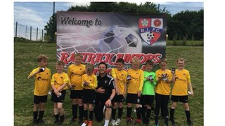 Success for the U9's