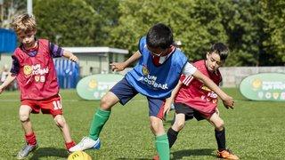 FREE MCDONALD'S FUN FOOTBALL SESSIONS ACROSS THE UK!