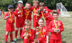 U9 Binfield Pirates