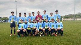Under 15 Saturday Team