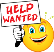 Help needed on Saturday 18th May