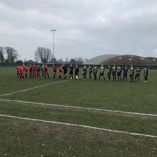 Appleby Frodingham 1-1 Collingham