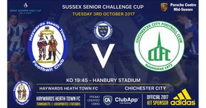 Haywards Heath Town 1-0 Chichester City