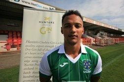 Brian Matthews Leaves Northwich Vics