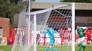 Northwich Vics 2 Prescot Cables 1    FA CUP