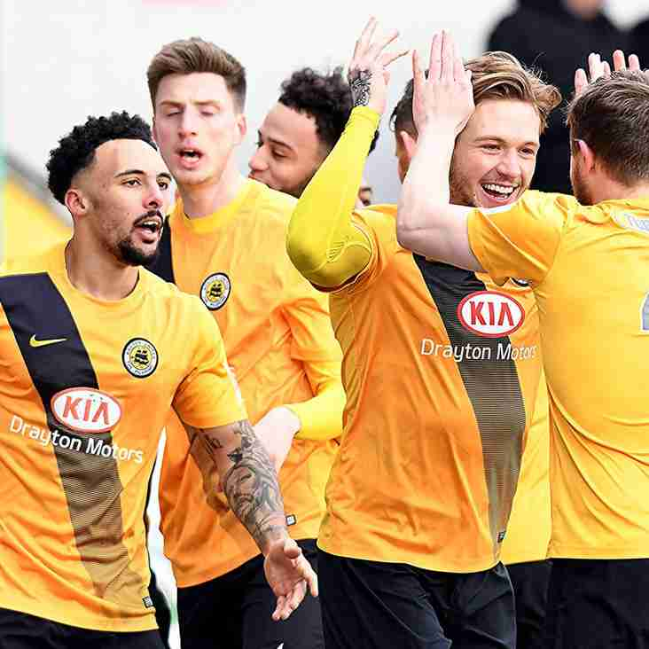 Elliott Says Pilgrims Delivered A Perfect Away Performance
