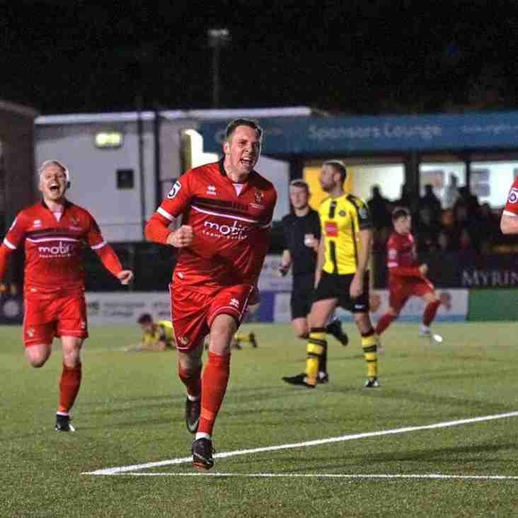 Ainsley: Spennymoor Picked Up A Big Three Points