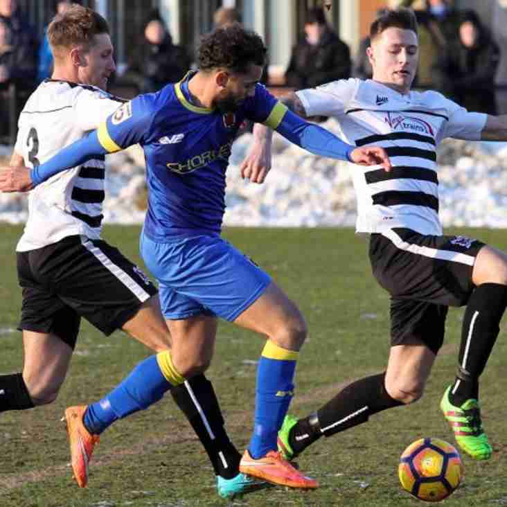 Jansen Pleased With How Chorley Dug In As They Close In On Play-Off Places