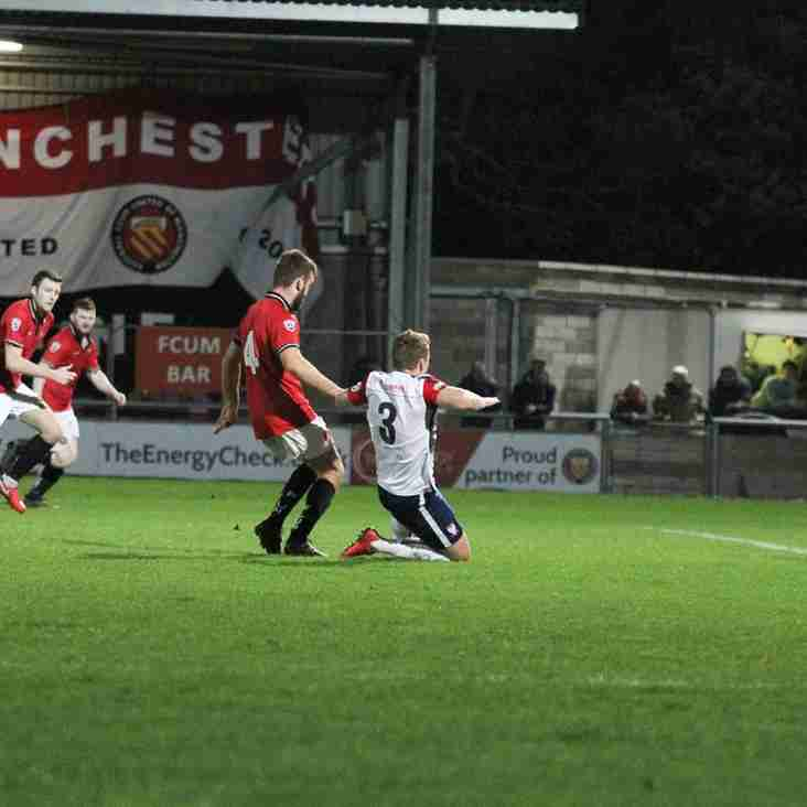 Greaves Beams At Proud Moment As FC United Stay Up