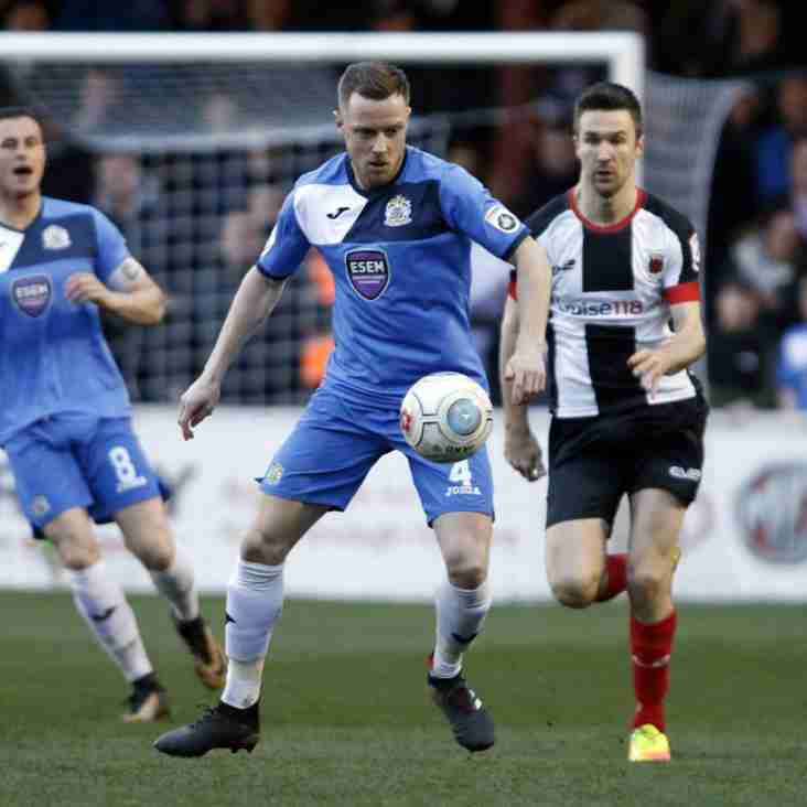 Gannon Believes More To Come From County After Play-Offs Secured