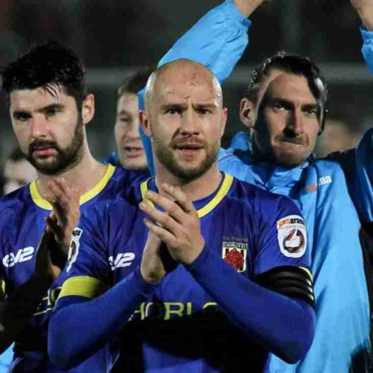 Jansen Urges Magpies To Take Chance Of Play-Off Qualification