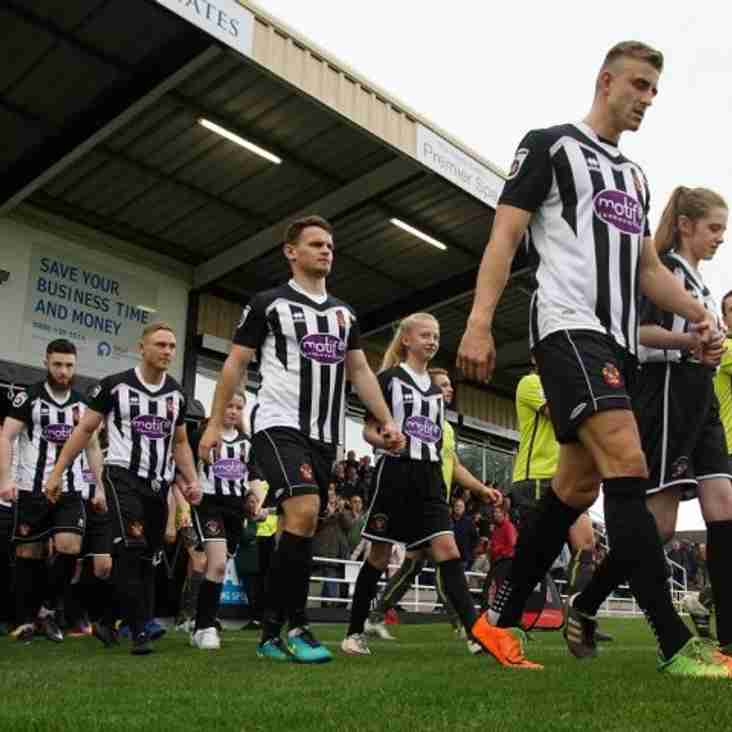Ainsley Says Spennymoor Don't Deserve Play-Off Place At Present