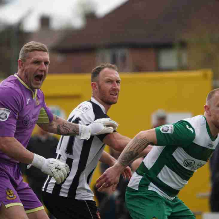 Ainsley Devastated But Proud As Moors Just Miss Out