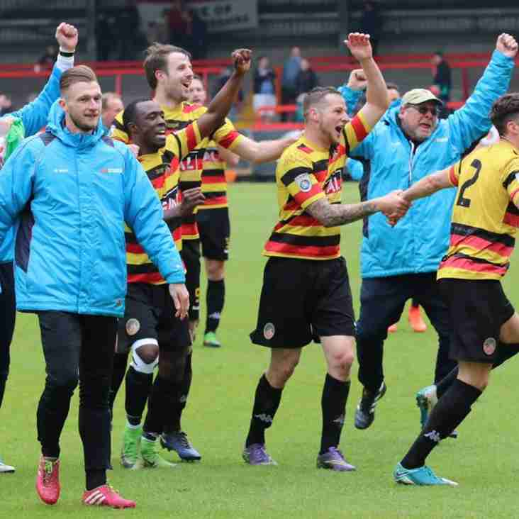 Bower Left Speechless As Avenue Gain Play-Off Place