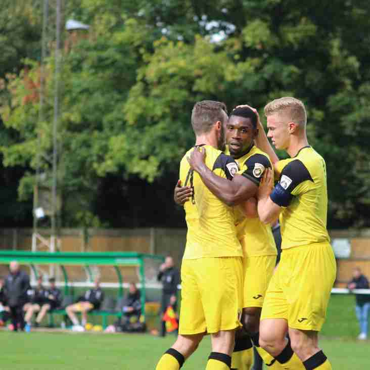 Wilkin Urges Town To Keep Cool And Deliver Again