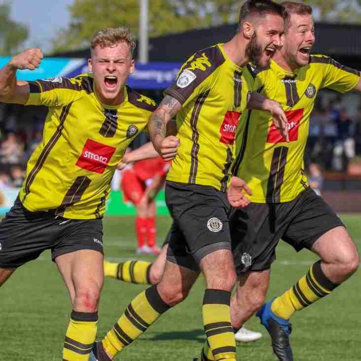 Weaver's Delight As Town Reach Home Promotion Final