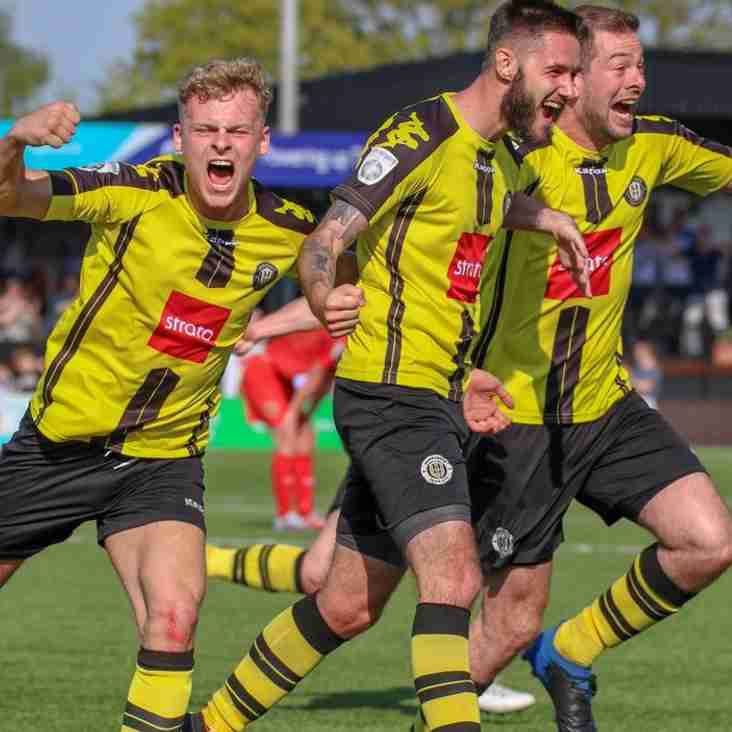 Knowles Wants To Fire Harrogate To Promotion