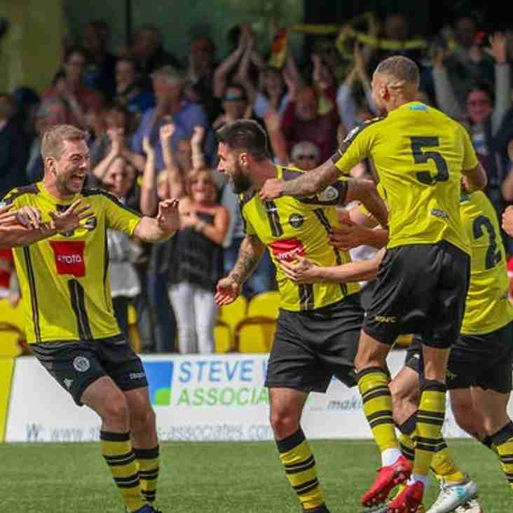 Parker Says Hard Work Not Over On And Off Pitch For Town
