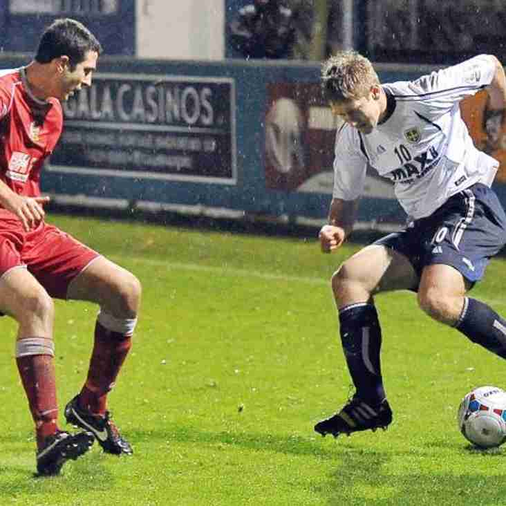 Swain Makes His Return To Nethermoor Park