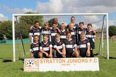 SJFC Under 14 Tigers