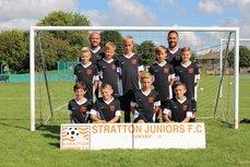 SJFC Under 13 Gorillas