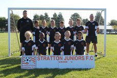 SJFC Under 12 Cougars